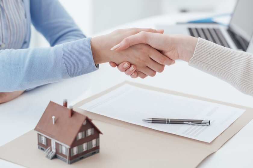 The government is the guarantor of 20% of mortgage loans