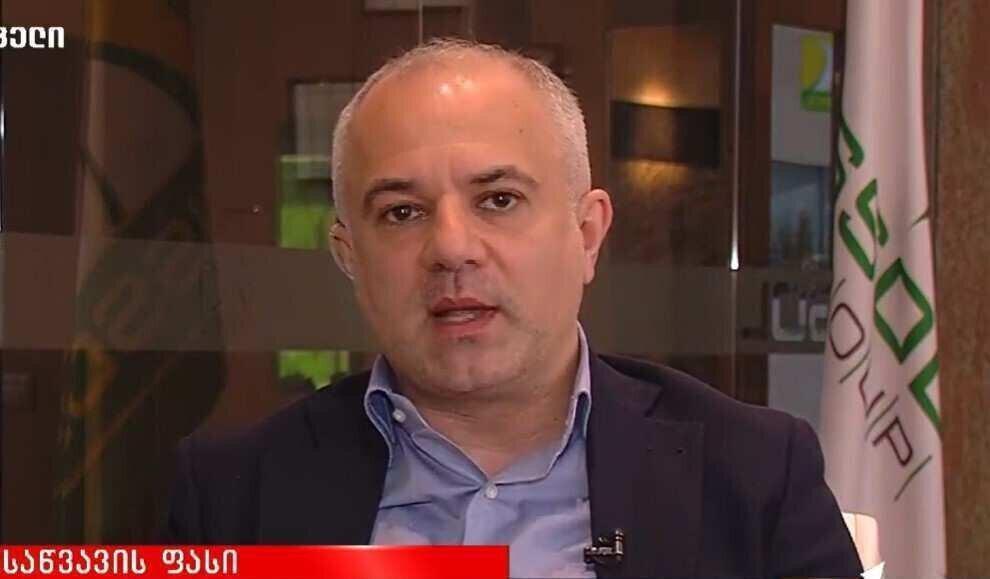 Vasil Khorava: fuel sales decreased by 35% -40% in April-May