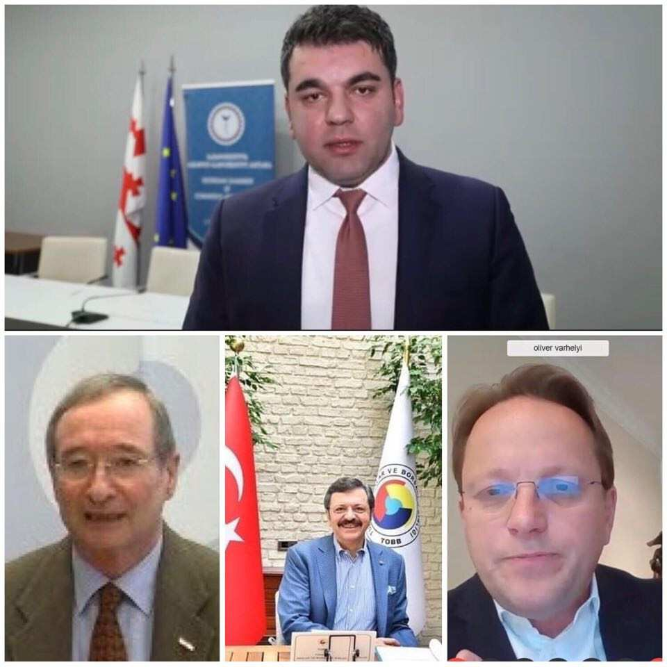 """""""ვმუშაობთ ევროკავშირთან და ევროპალატასთან, რომ ქართულ მწარმოებლებს პირდაპირი წვდომა ჰქონდეთ ევროპულ ბაზრებთან"""""""