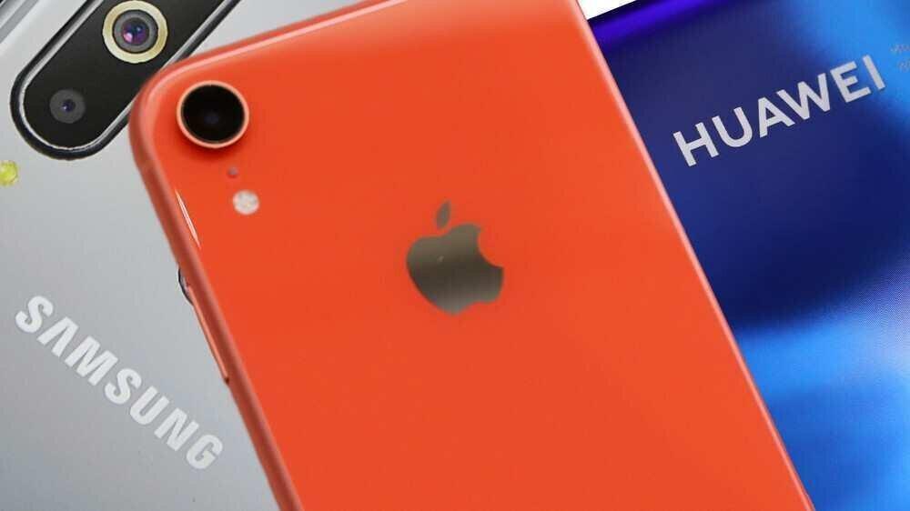 """""""სმარტფონების ბრძოლა"""" – Huawei-მ გაყიდვებით Samsung-საც გაუსწრო"""
