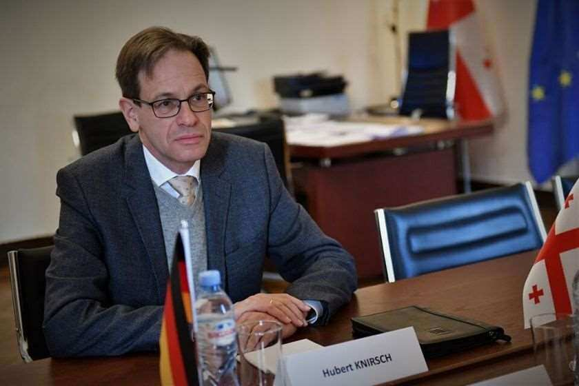 EU Local Statement on recent public comments with regards to the German Ambassador to Georgia