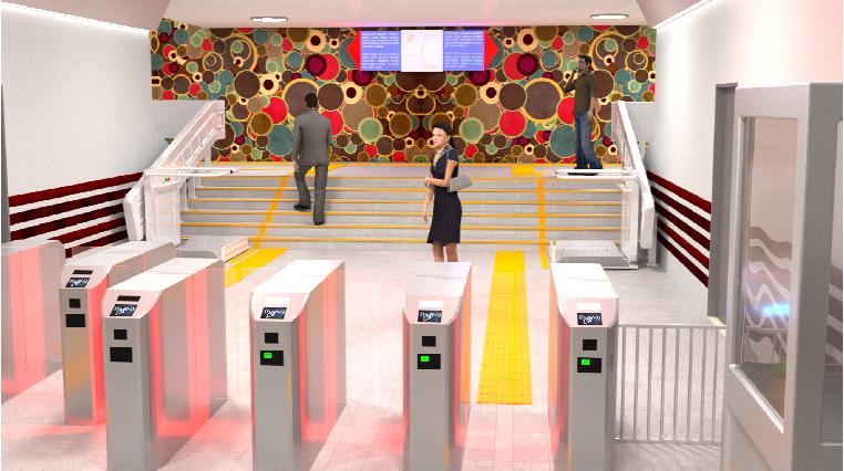 How will look rehabilitated Tbilisi metro station Gotsiridze cost of 1 mln USD – Photo