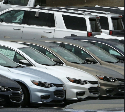 აშშ-ში ავტოკონცერნების გაყიდვები II კვარტალში 30%-ზე მეტით შემცირდა