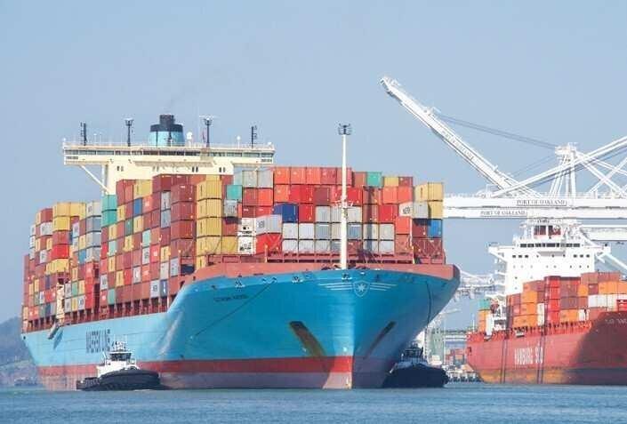 Maersk: პანდემიის პირობებში საკონტეინერო ტვირთბრუნვა შოკურად 12%-ით გაიზარდა