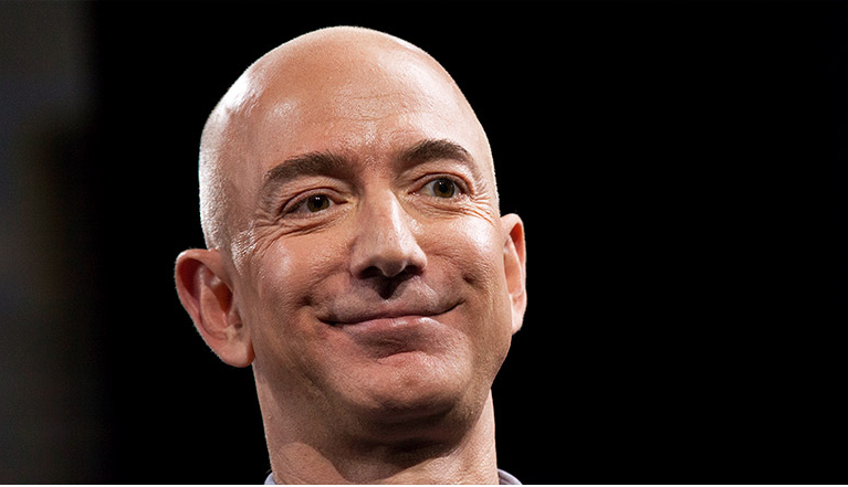 Amazon shares just hit an all-time high