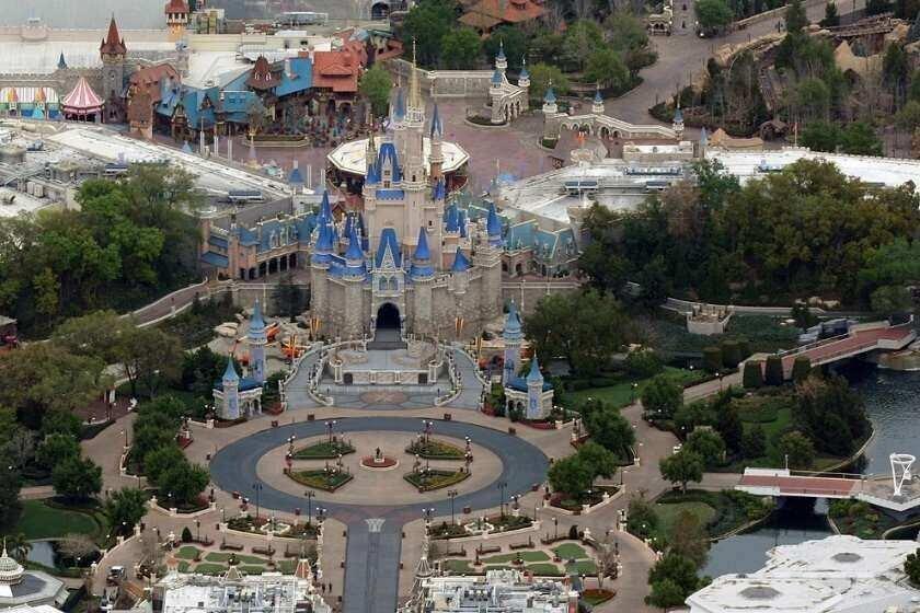აშშ-ში Walt Disney World-ი შაბათიდან გაიხსნება