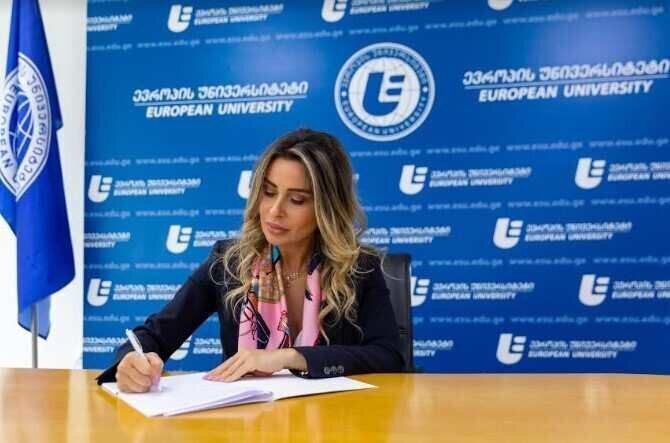 ევროპის უნივერსიტეტსა და მედიატორთა ასოციაციას შორის მემორანდუმი გაფორმდა - ქალები მომავლისთვის