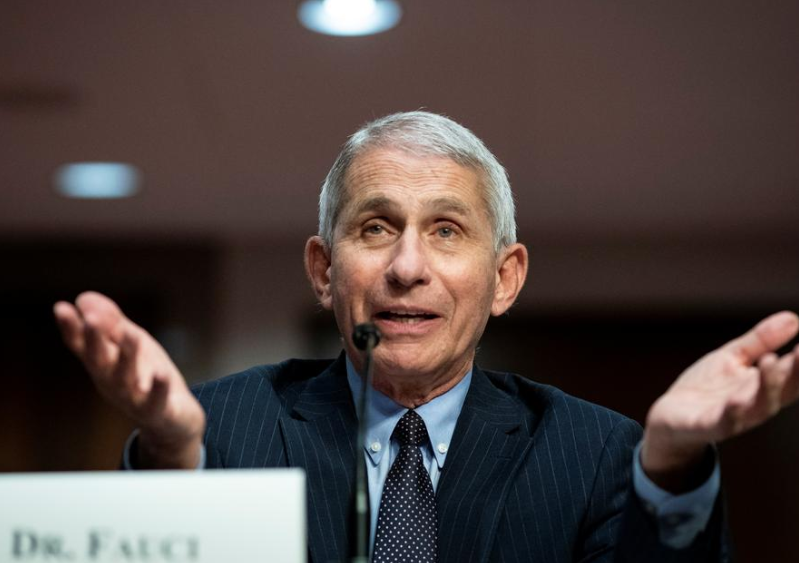 Fauci calls White House criticism of him bizarre, says 'let's stop this nonsense' and fight coronavirus