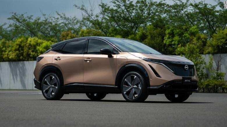 Nissan-მა პირველ ელექტრო ქროსოვერი წარადგინა