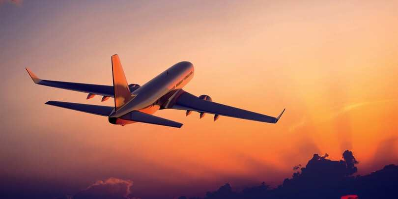 What does the frequency of regular flights depend on? - the Minister's answer