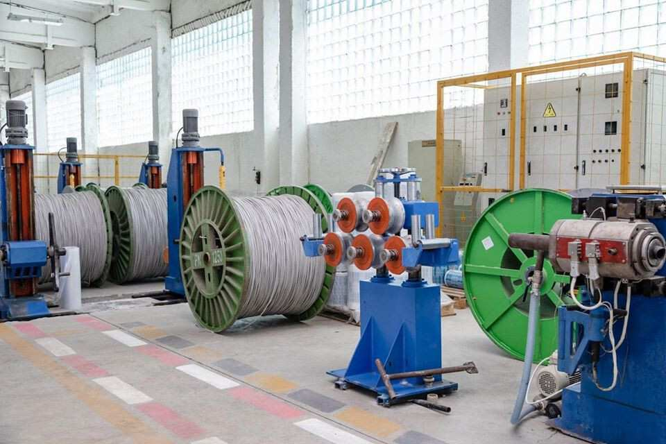 Turkish cable manufacturer Koc Kablo has opened its first factory in Georgia
