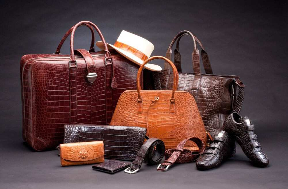 Georgia's import of leather products from Turkey down