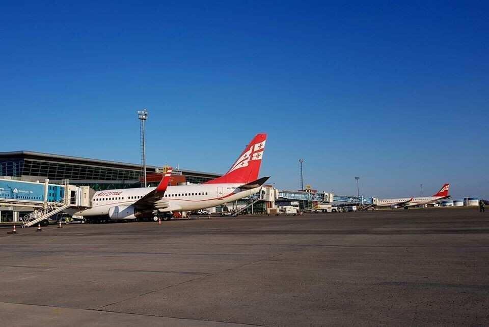 Georgian Airways ამსტერდამსა და ვენაში ჩარტერულ რეისებს შეასრულებს - განრიგი