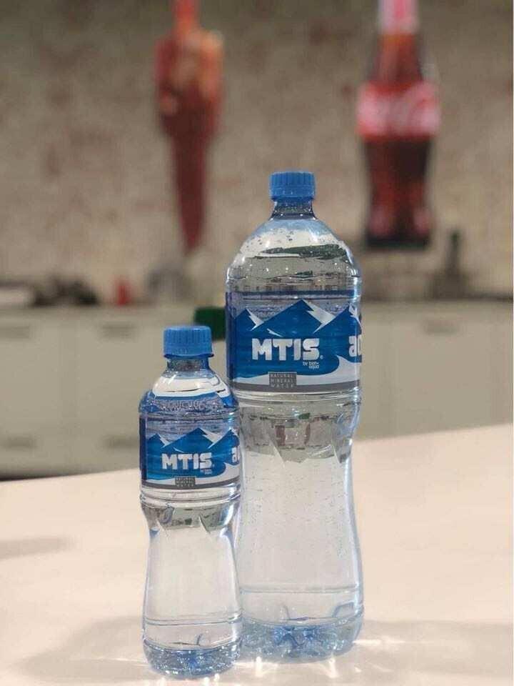 """,,კოკა-კოლა ბოთლერს ჯორჯია"""" მსოფლიო ბაზარზე ახალი მინერალური წყლით შედის"""