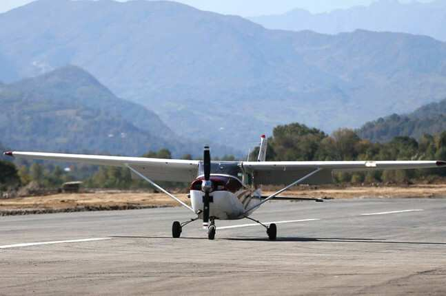 Domestic flights will be resumed in Georgia after a 4-month pause
