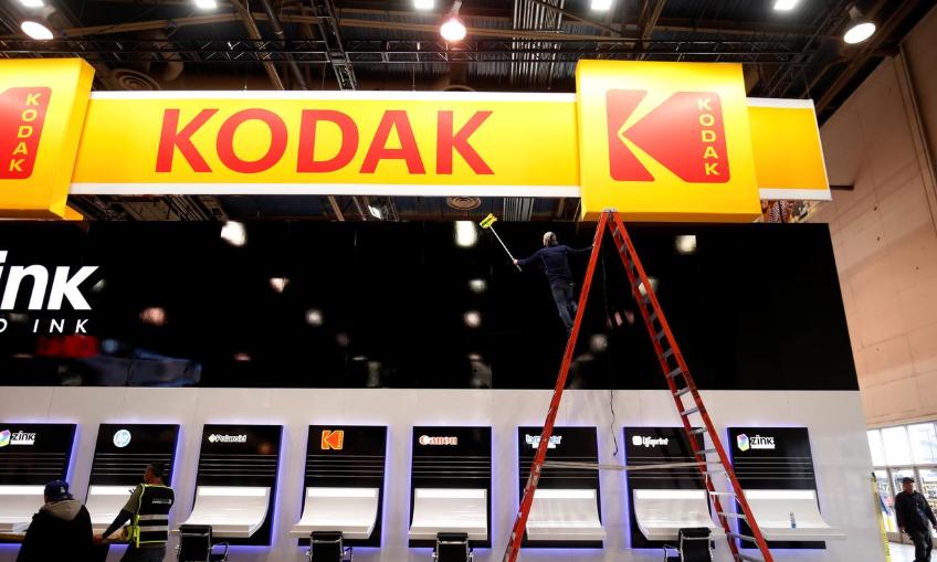 Kodak CEO's fortune swells $79 million as stocks rally on U.S. government loan