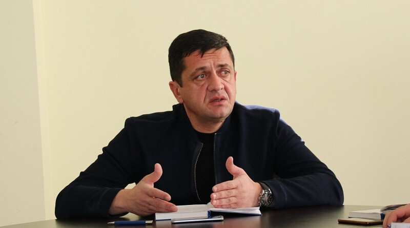 Governor of Racha-Lechkhumi Kvemo Svaneti region resigns