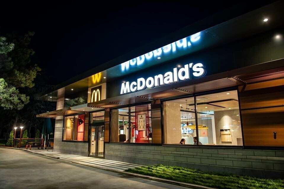 კახეთის გზატკეცილზე McDonald's-ის ახალი რესტორანი გაიხსნა