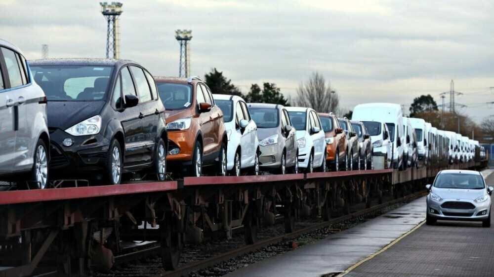 ივლისში საქართველოდან ავტომობილების რეექსპორტი 76%-ით შემცირდა