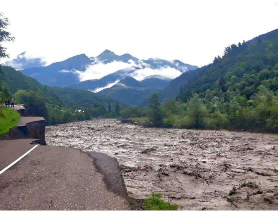 Flash floods in Georgia: European Union sends emergency relief