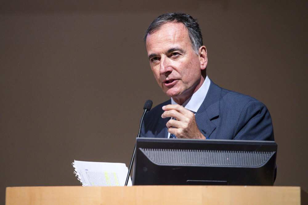Franco Frattini - Georgia, straying from the rule of law