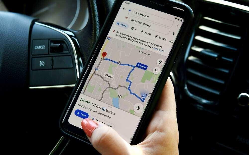 Google Maps-მა აპლიკაციას ახალი ფუნქცია დაამატა