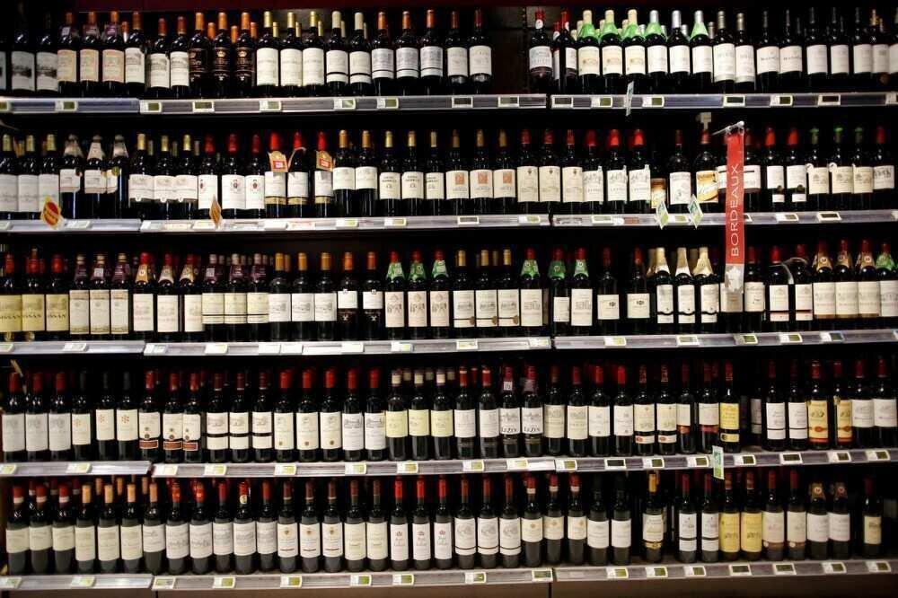 იანვარ-ივლისში საქართველოში ალკოჰოლურ სასმელებზე 12%-ით ნაკლები აქციზური მარკა გაიცა