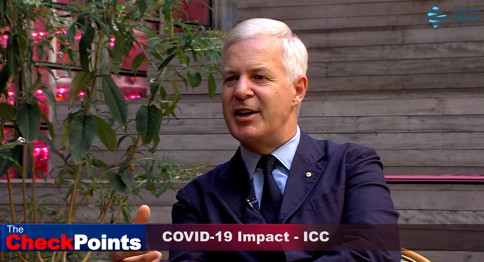 First economy, then health – ICC on COVID-impact