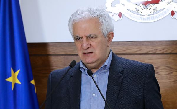 "Amiran Gamkrelidze: Georgia still remains in the ""green"" zone"