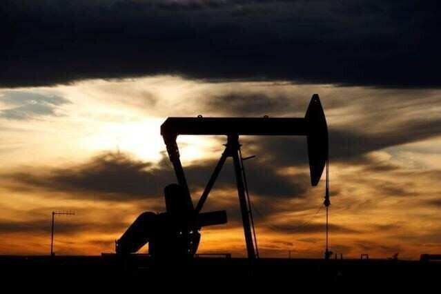 Oil gains as hurricane shuts U.S. output, stockpiles fall