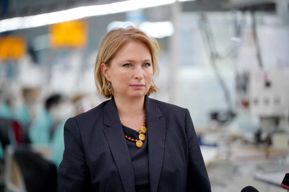 The country shows the first sign of recovery – Natia Turnava
