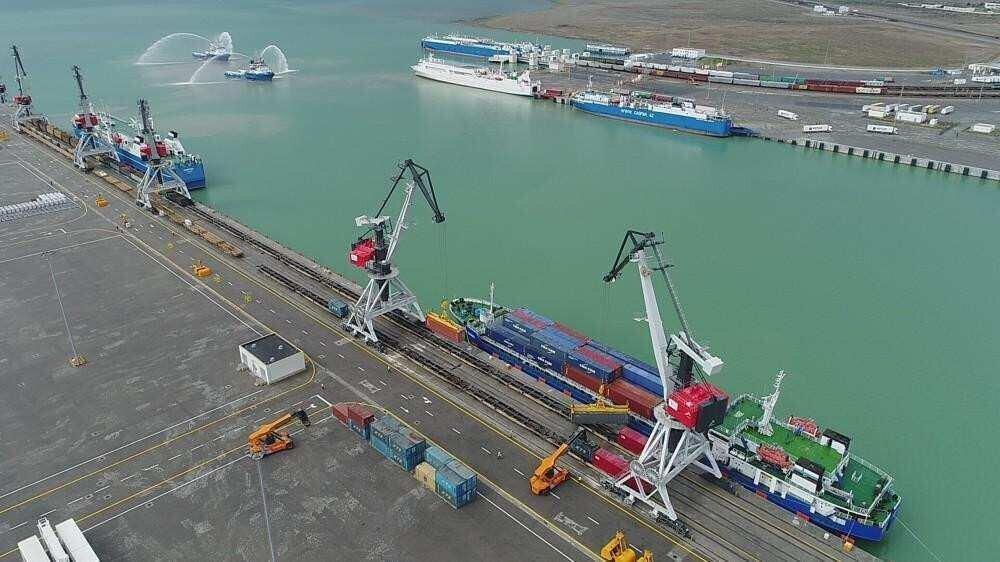 Baku Port: New transport corridors of Caspian Sea increases Middle Corridor's role