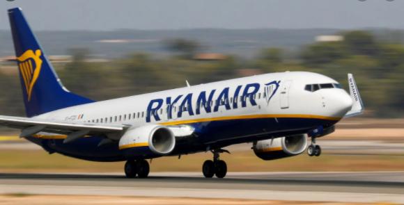 გამგზავრების თარიღის შეცვლის შემთხვევაში მგზავრებს საფასურის გადახდა არ მოუწევთ - Ryanair