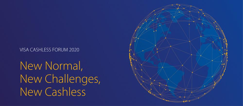 """საერთაშორისო """"Visa Cashless Forum 2020"""" 30 სექტემბერს გაიმართება"""
