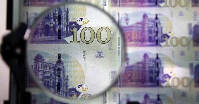 ერთი დოლარის ღირებულება 3.26 ლარი, ევროს ღირებულება კი 3.82 ლარი გახდა