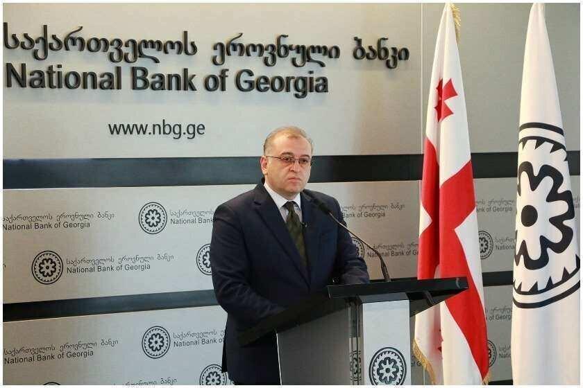 Koba Gvenetadze: GEL is more devaluated than the equilibrium