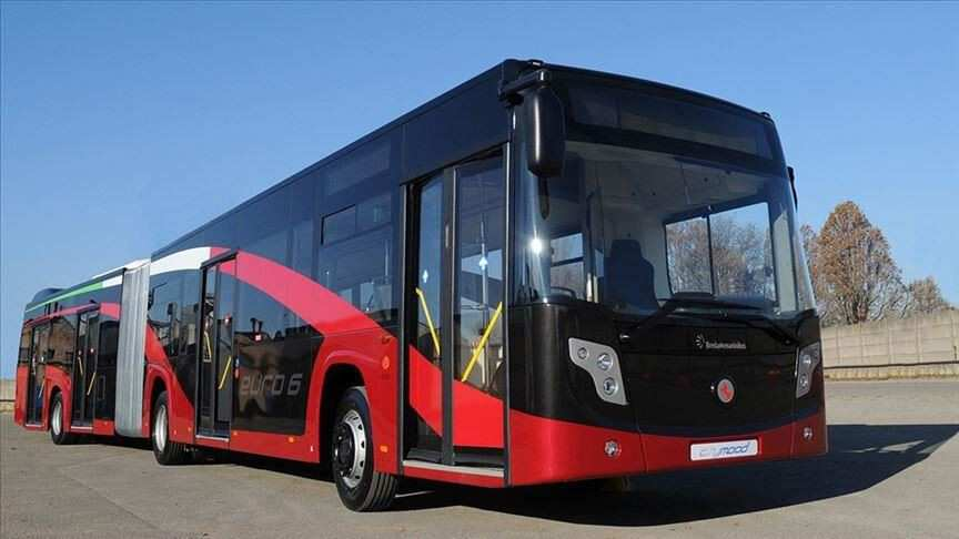 Turkey: Exports of buses, minibuses nearing $1