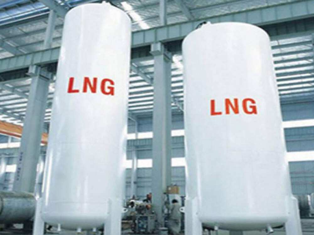 LNG demand to double over next 20 years