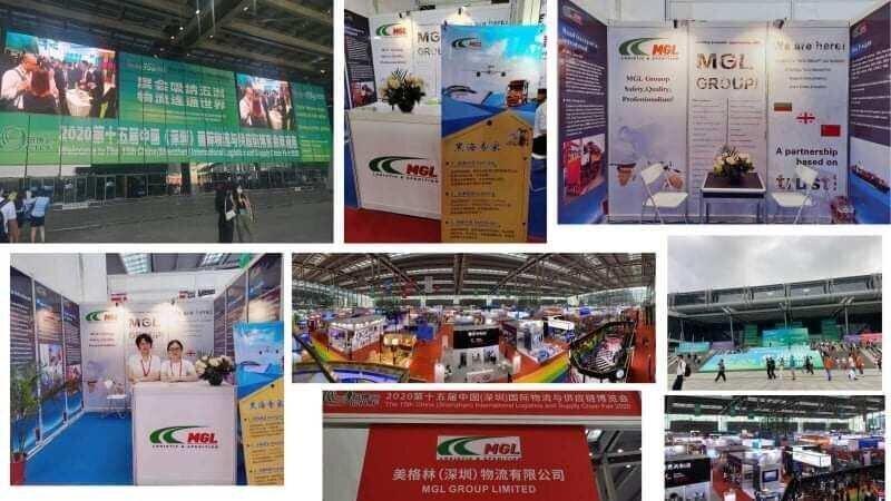 კომპანია MGL group Shenzhen limited-მა ჩინეთში, ლოგისტიკურ და სატრანსპორტო ექსპო გამოფენაში მიიღო მონაწილეობა
