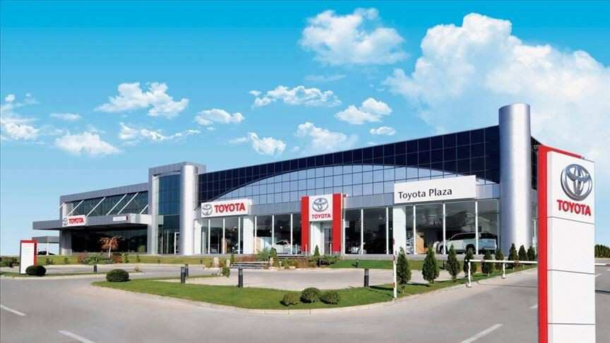 Toyota becomes Turkey's 2nd-biggest exporter
