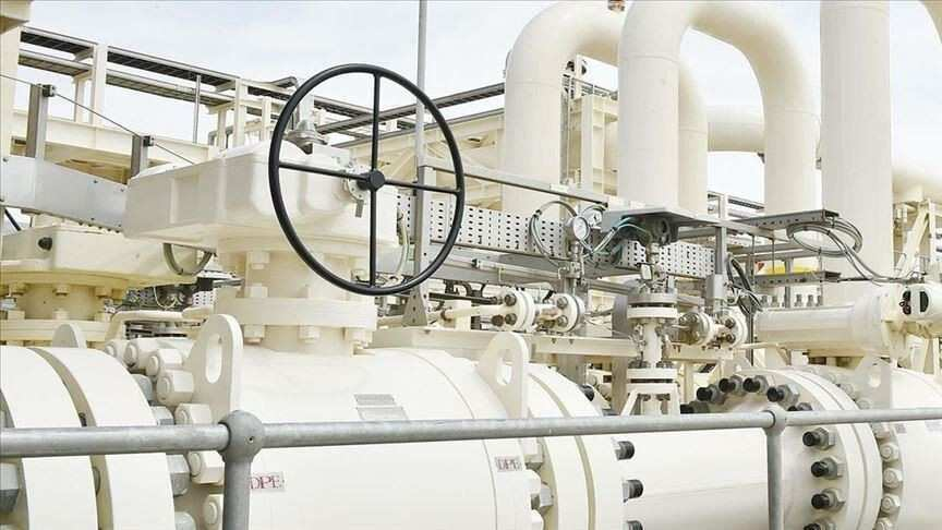 Turkey's gas imports down 4.5% in July 2020