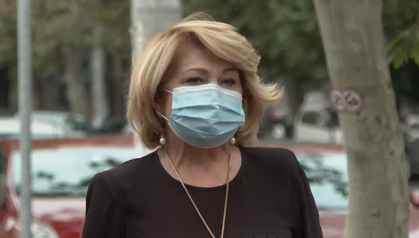 Marina Endeladze: the spread of the virus will stabilize and it will be stopped