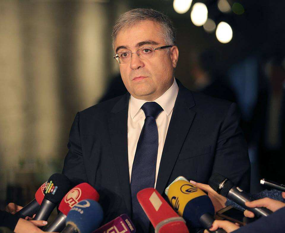 NBG will continue foreign exchange interventions in the first half of 2021 - Archil Mestvirishvili