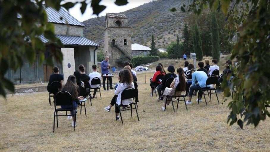 """""""დიდგორელის"""" ფარგლებში ქვემო ქართლის სკოლის მოსწავლეებისათვის საგანმანათლებლო შეხვედრები მოეწყობა"""