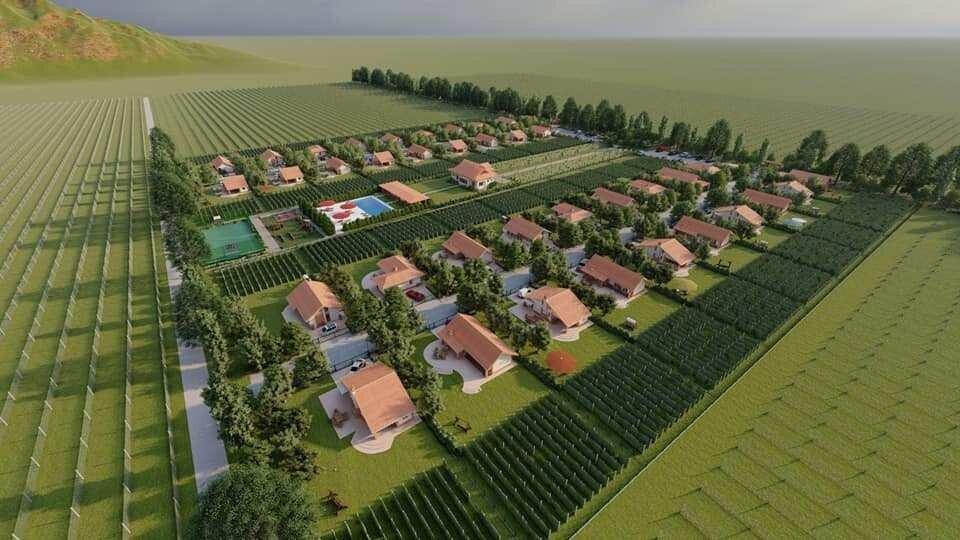 """""""ღვინის სოფლის"""" მშენებლობა 2022 წელს დასრულდება, ინვესტიცია $4 მილიონია"""