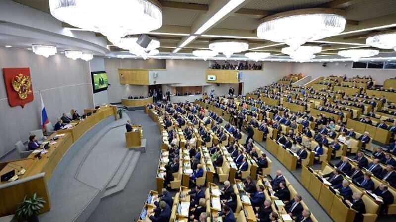რუსეთის დუმის 18 დეპუტატი კორონავირუსის დიაგნოზით საავადმყოფოში გადაიყვანეს