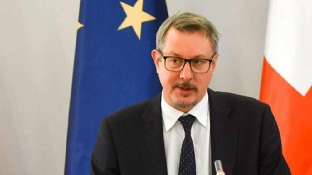 ევროკავშირის ელჩი შრომის კოდექსში შეტანილ ცვლილებებზე განცხადებას ავრცელებს