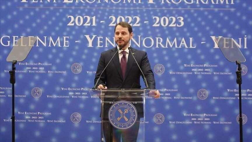 Turkey unveils new economic program for 2021-2023
