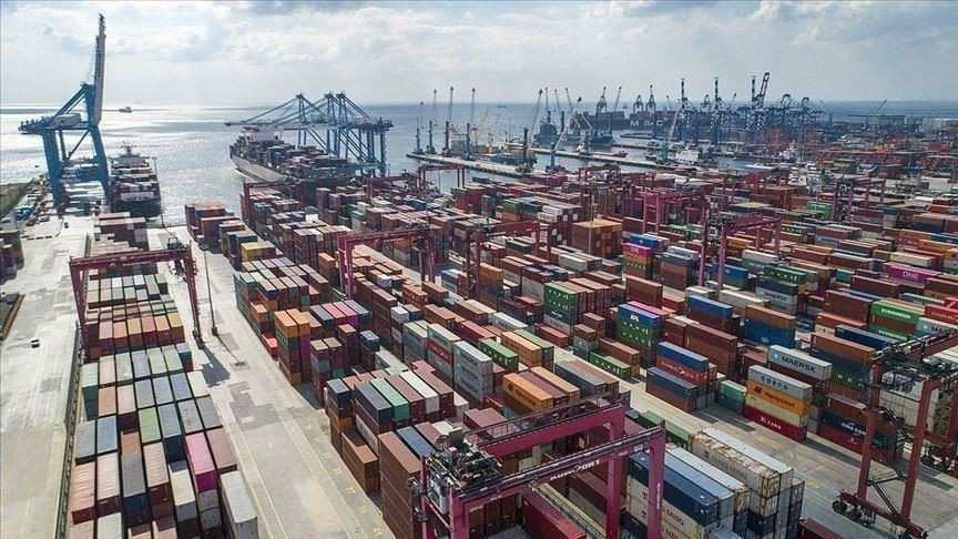 Turkey's exports total $12.5B in Aug