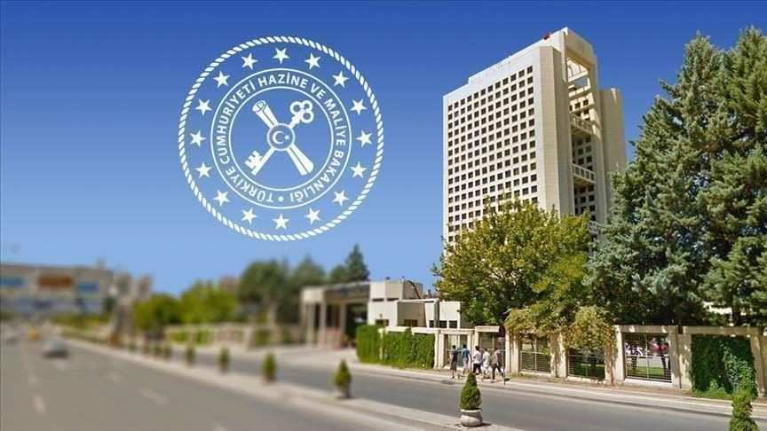 Turkish Treasury to repay over $12.8B debt in Oct-Dec